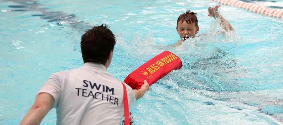 RLSS UK Aquatic Therapy Shallow Pool Rescue Award (ATSPRA)