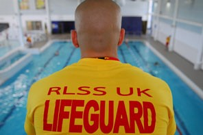 RLSS UK National Pool Lifeguard Qualification -Pontins Camber Sands Holiday Park