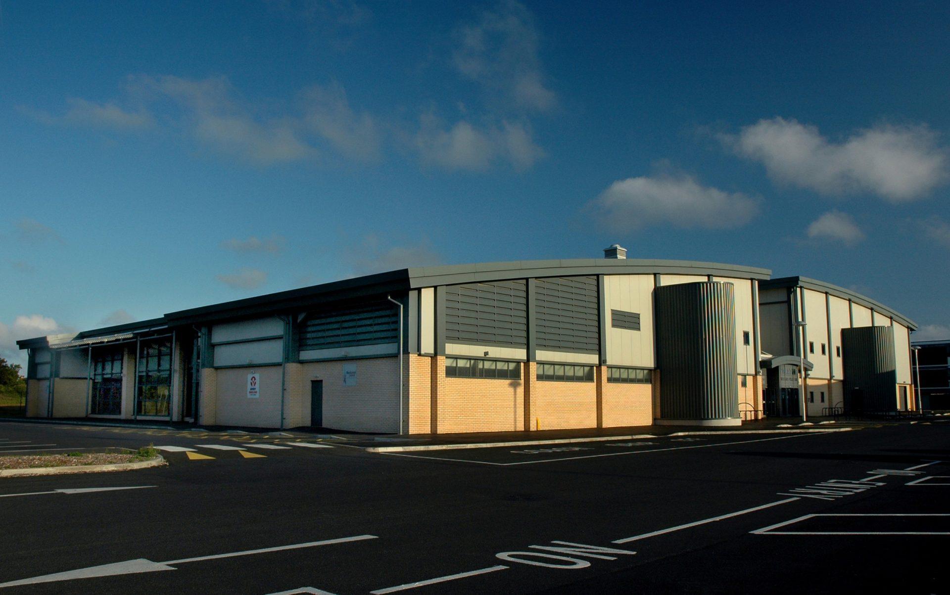 Palatine Leisure Centre, Blackpool, Lancashire