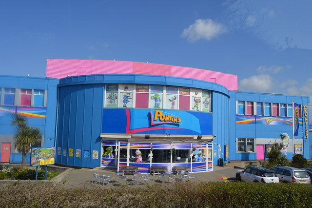 Pontins Camber Sands, Sussex