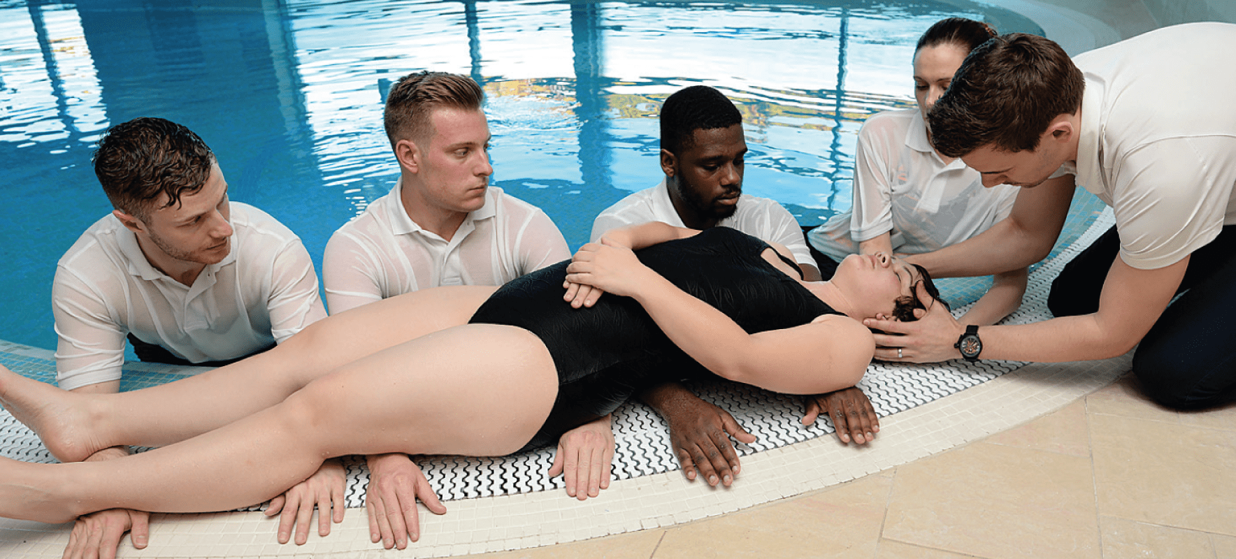 RLSS UK Emergency Response Pool Training (ER-Pool)