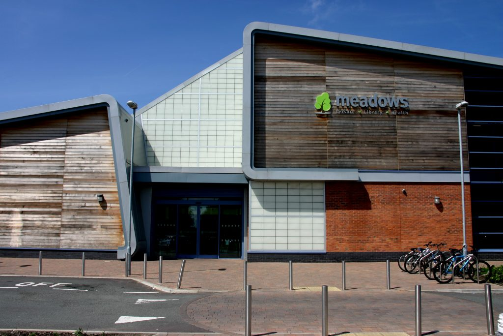 Meadows Leisure Centre, Maghull, Merseyside