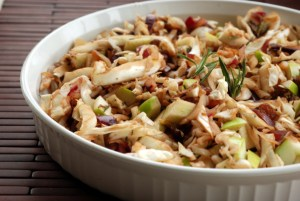 balsamic cabbage salad