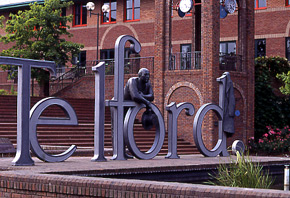 image of Telford sign