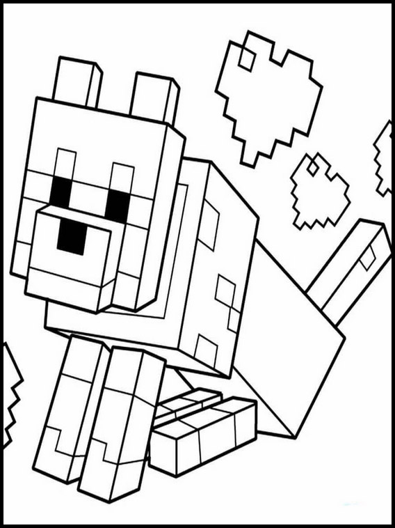 Para Dibujar Dibujos De Minecraft On Log Wall