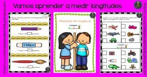 Vamos aprender a medir longitudes