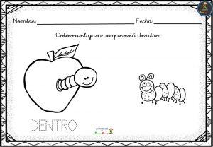 Cuadernillo Para Trabajar Conceptos En Educación Infantil