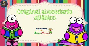 Original Abecedario Silábico