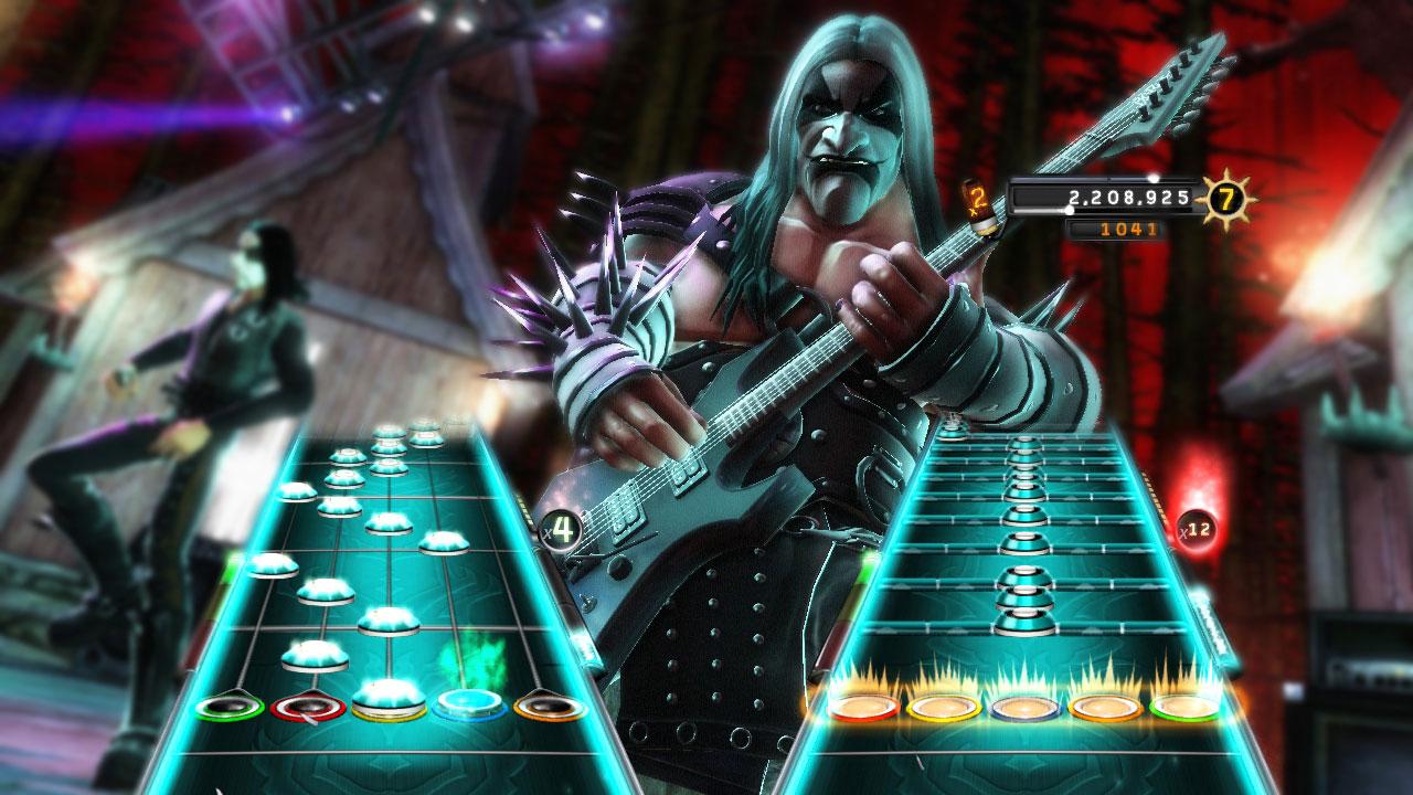 Guitar Hero Warriors Of Rock Media