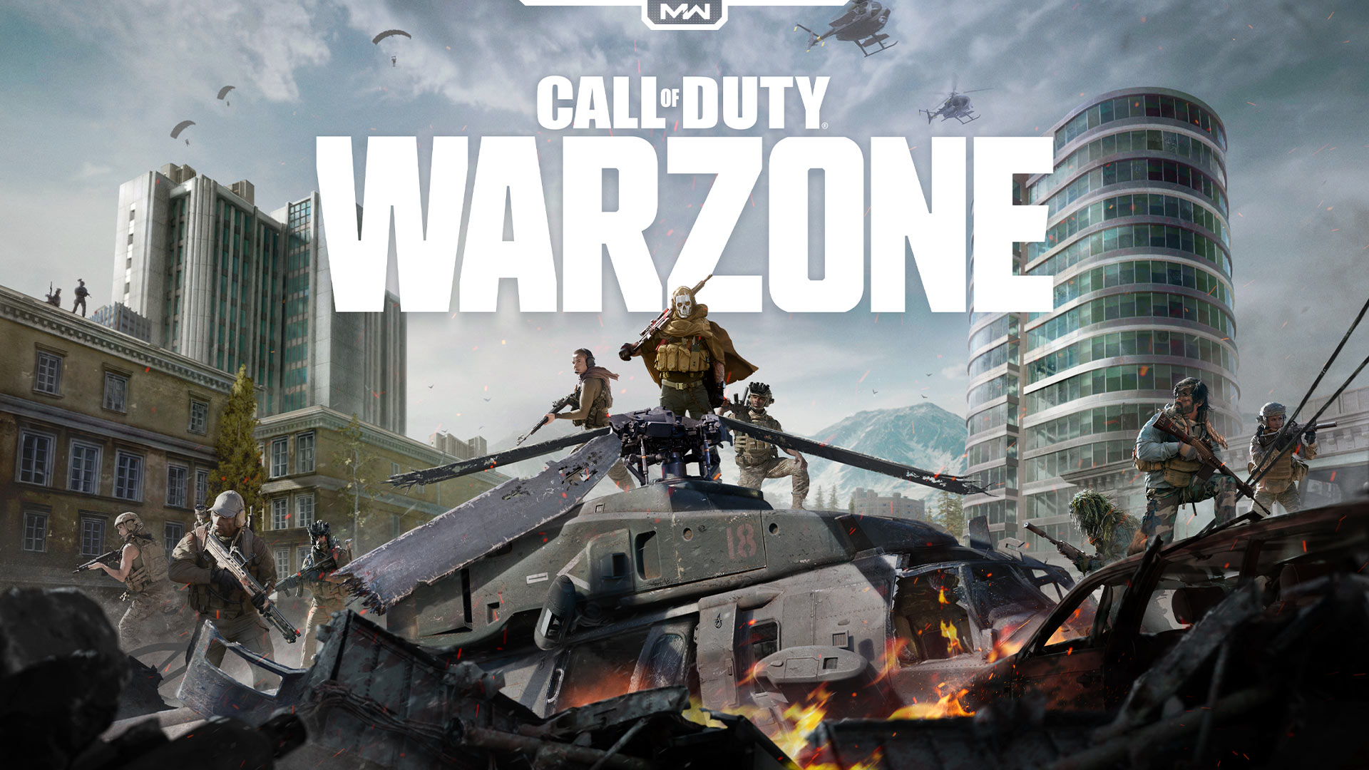 Call of Duty Warzone Stagione 5, il trailer video della Shadow Company