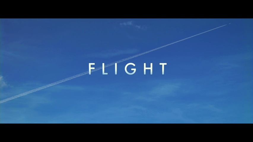Flight movie chemtrail
