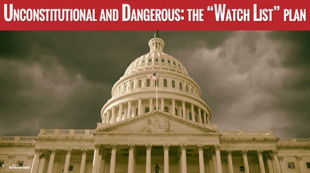 government watch list TAM