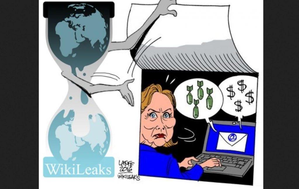 hillary wikileaks