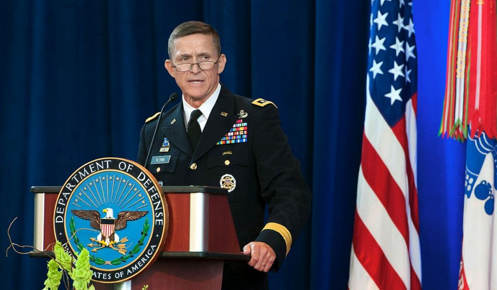 Michael Flynn Iran