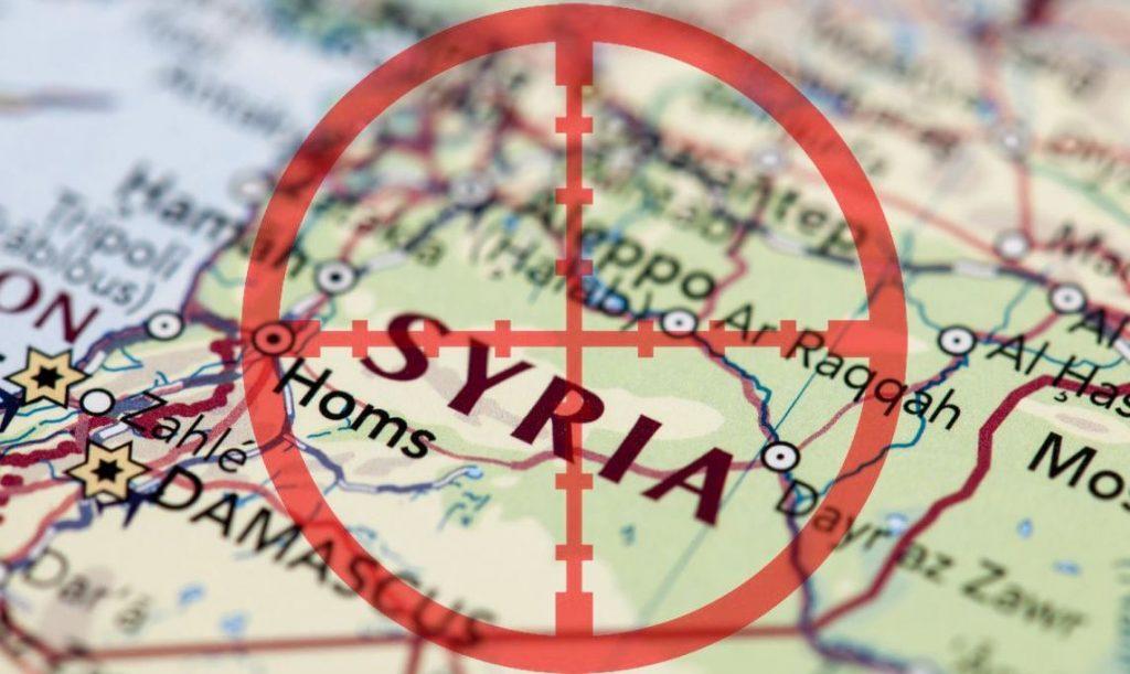 Syria strategic culture foundation