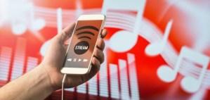 Écouter de la musique sur internet