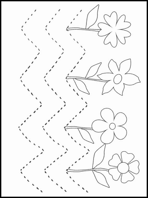 Worksheets Activities For Kids Connect The Dots And