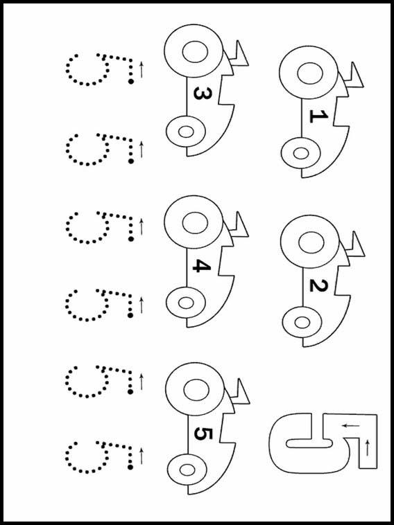 Printable Worksheets For Kids Logical Math 10