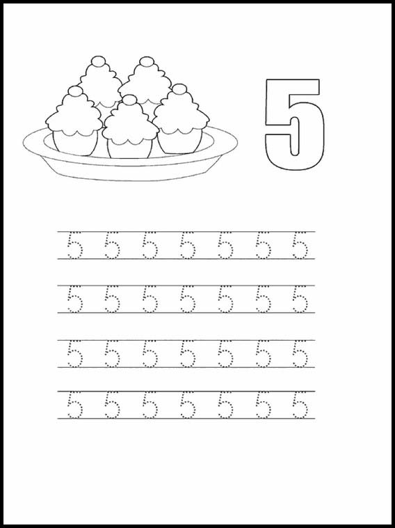 Worksheets Activities For Kids Logical Math 27