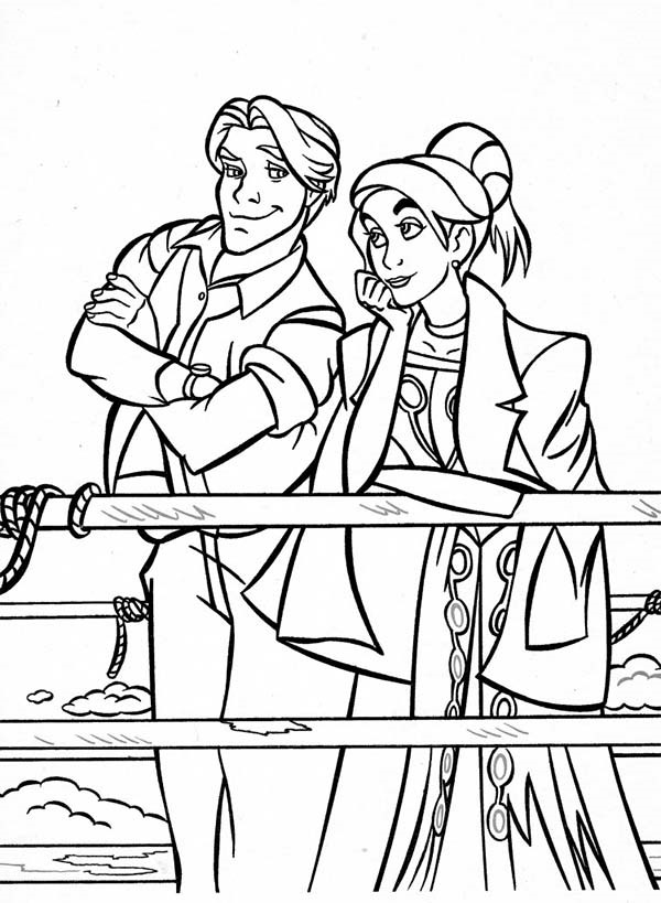 anastasia coloring pages # 18
