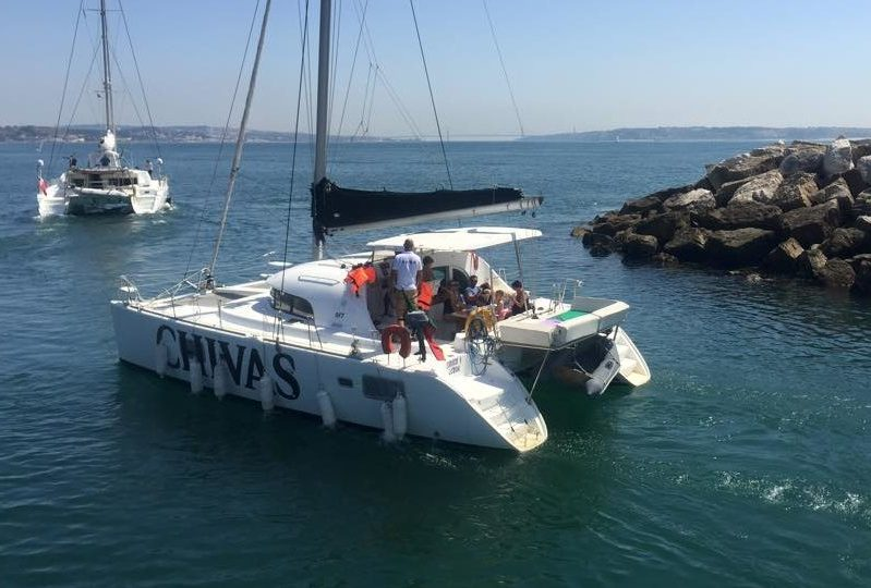 Catamaran-Hire-Lisbon-Up-To-10-Activities-In-Portugal