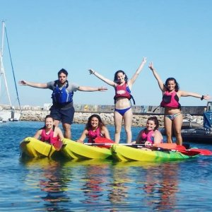 kayak tour lisbon