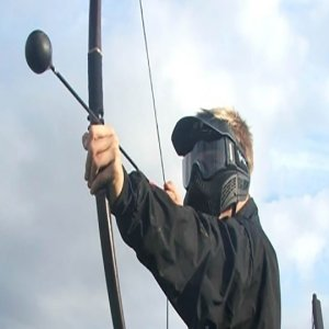 Archery Tag with Transfer From Lisbon