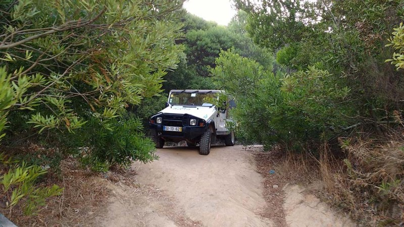 jeep tour cascais