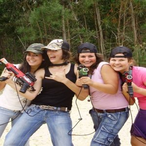 Lisbon Laser Tag with Transfer