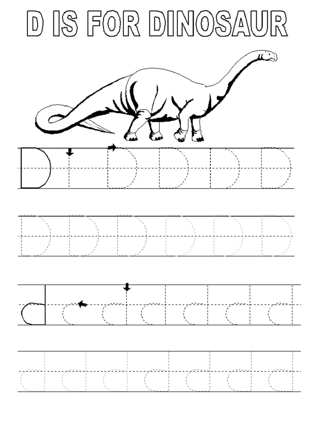 Traceable Letter Worksheets To Print