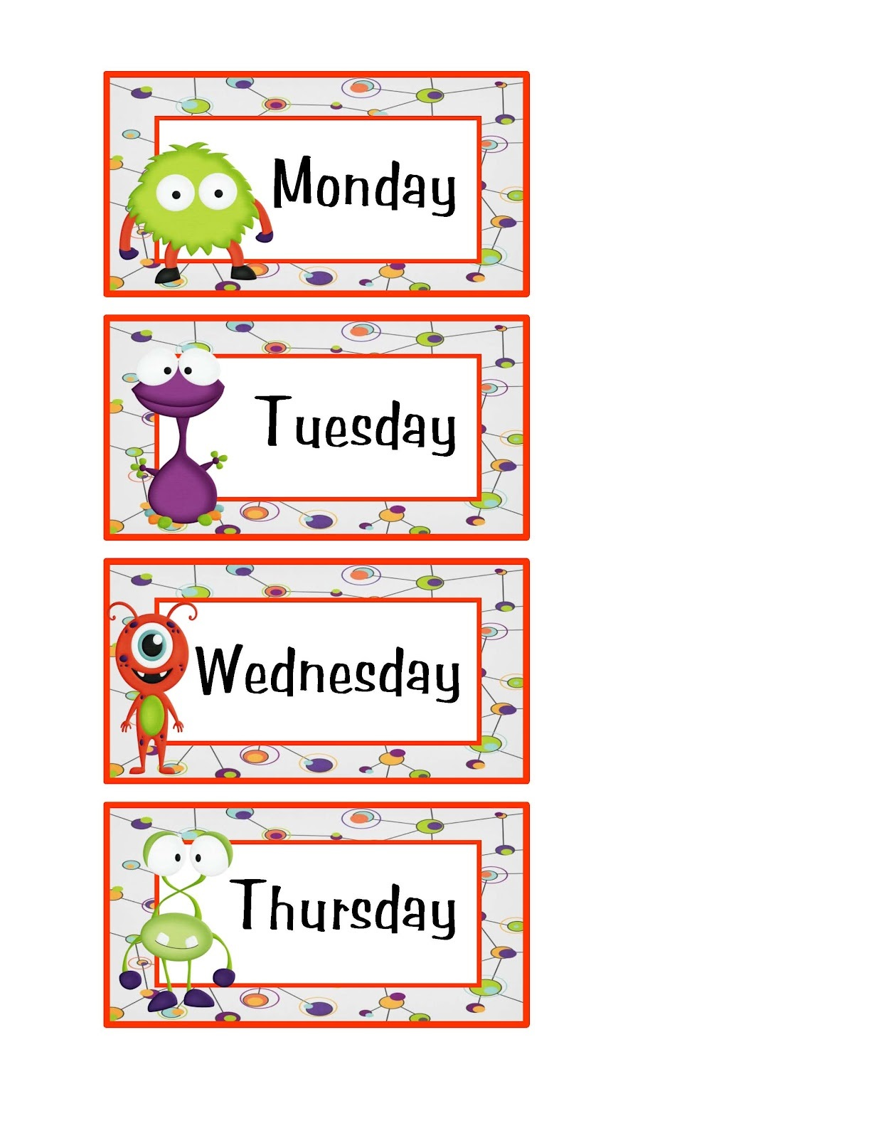 Worksheets For Days Of The Week Arranging Activity Shelter
