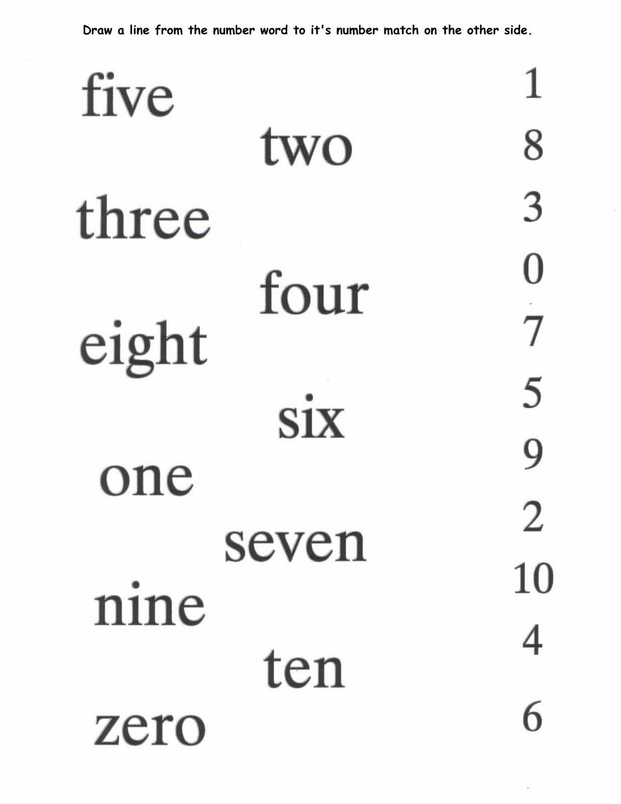 Writing Word Numbers To 100 Worksheet