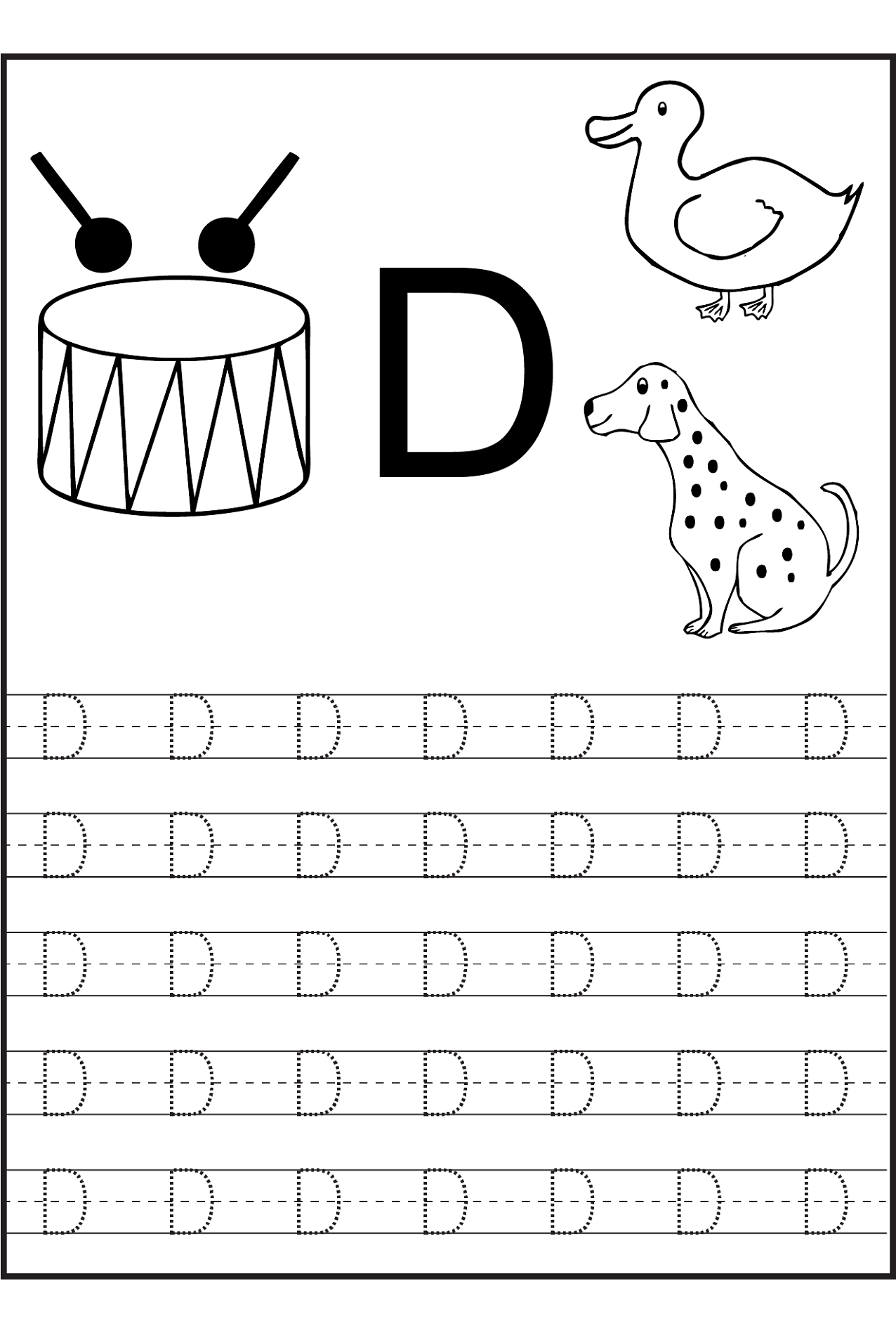 Letter Z Worksheets For Kindergarten Activity Shelter