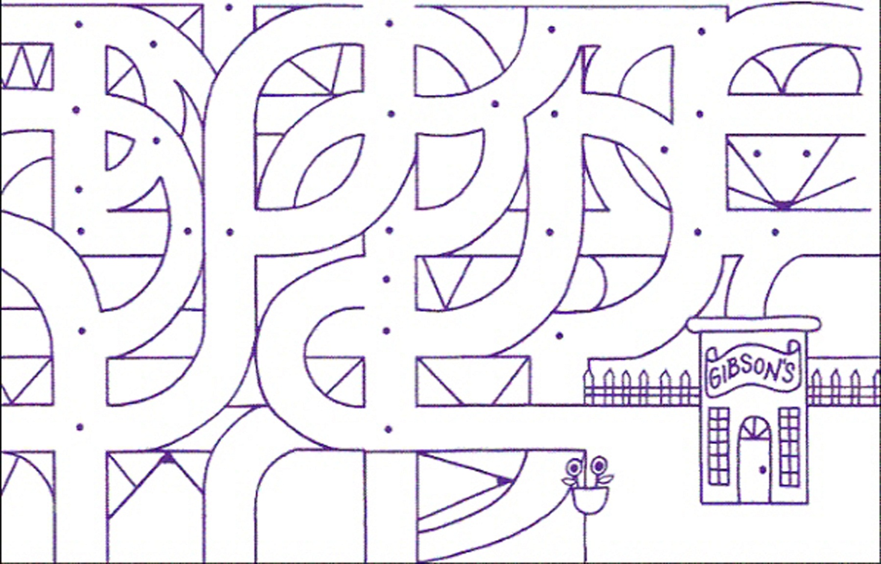 Fun Mazes For Kids