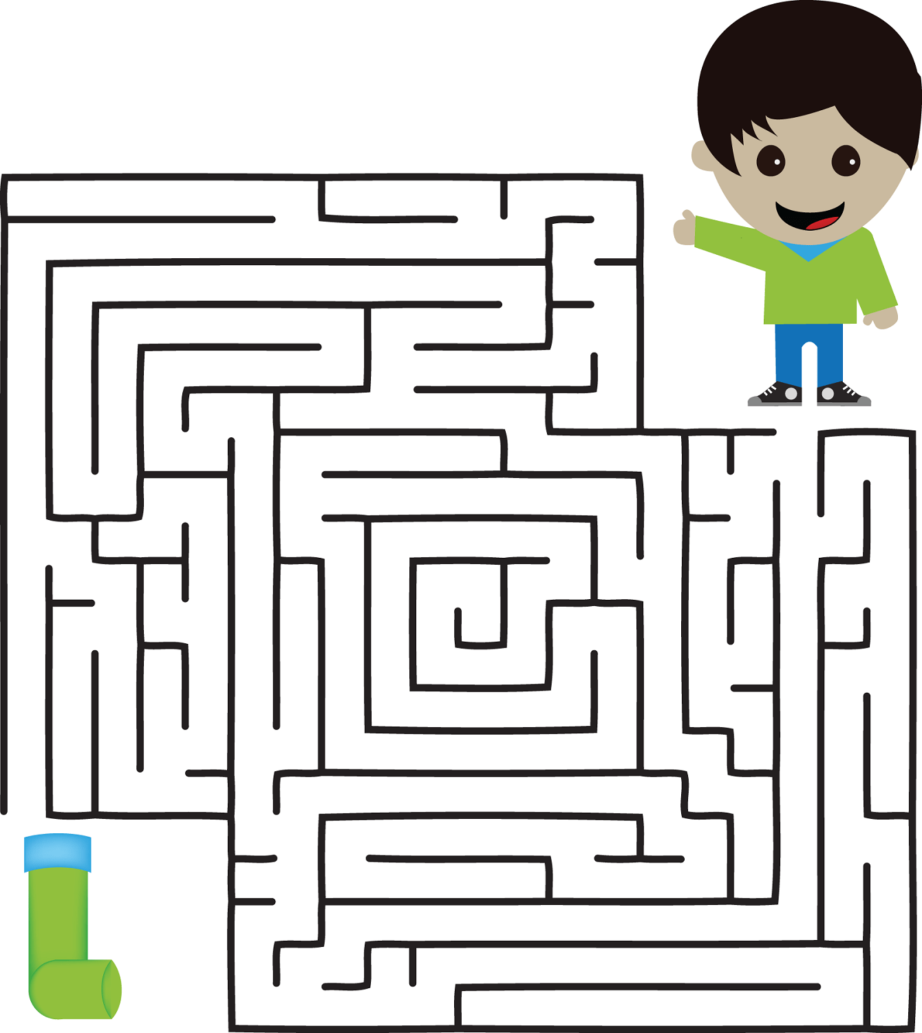 Mazes For Kids