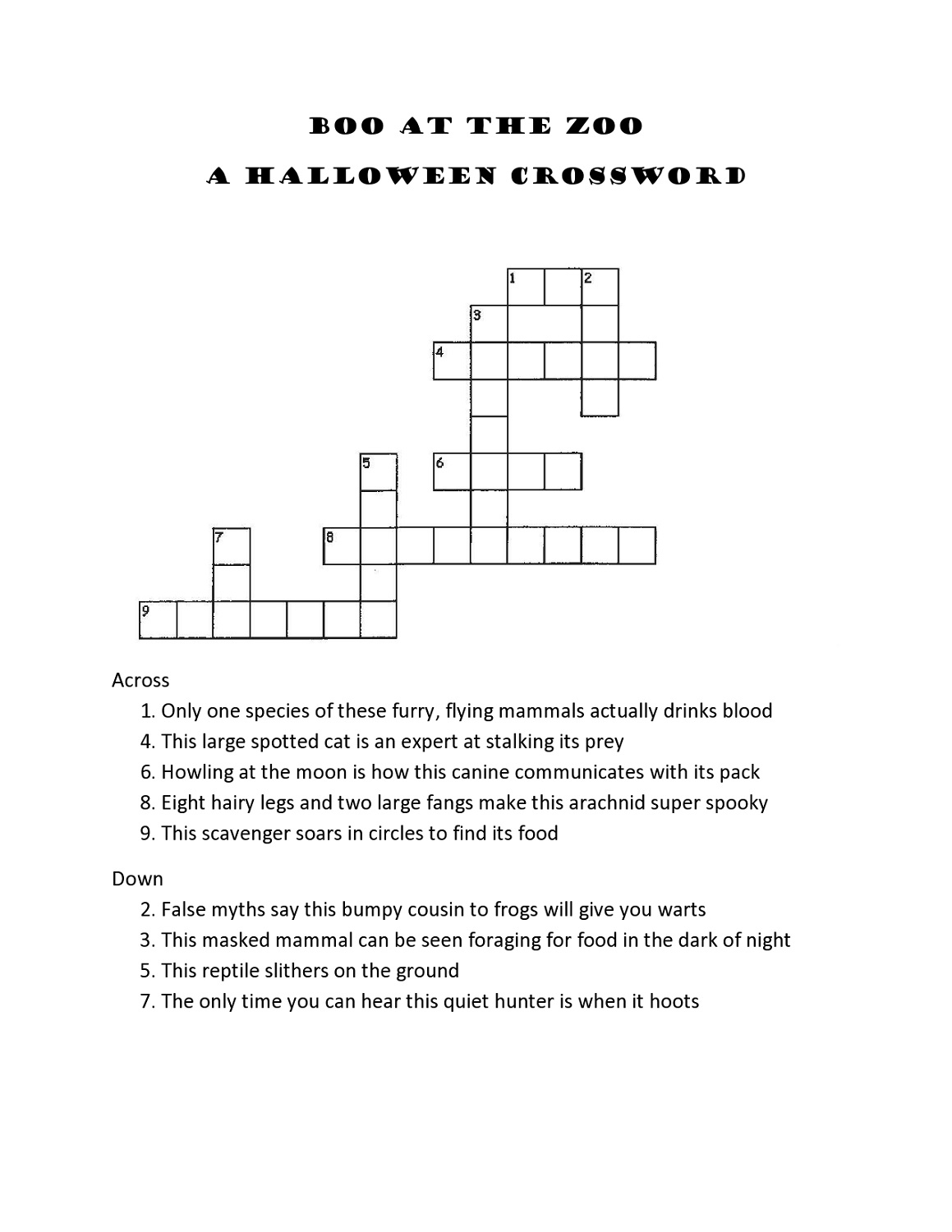 Halloween 5th Grade Exponent Worksheet