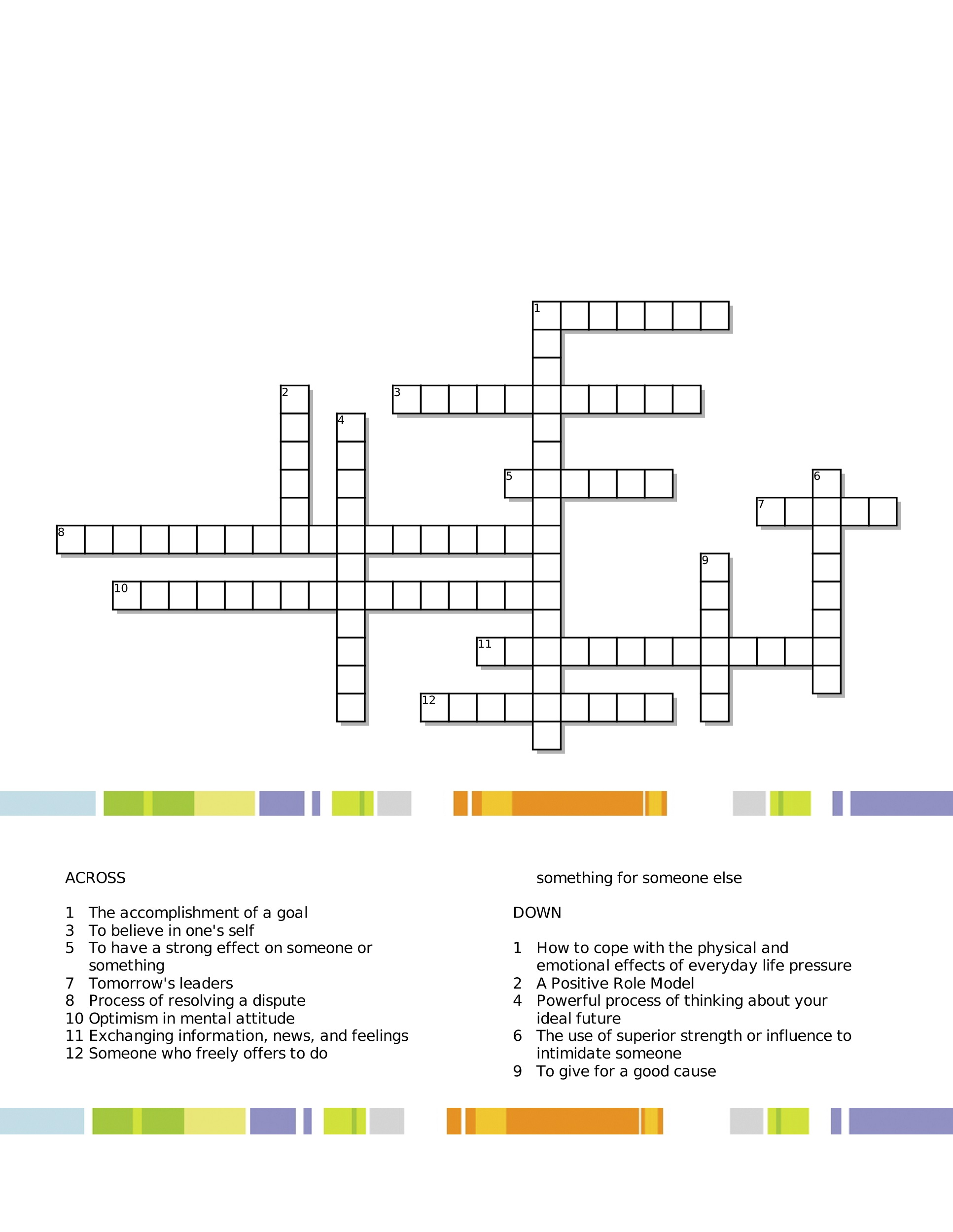 The Best Crossword Puzzles For Kids