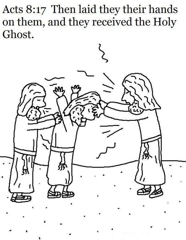 holy spirit coloring pages # 10