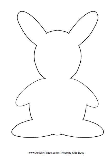 Rabbit Printables