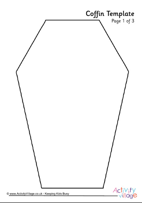 Coffin Template
