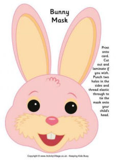 Printable Easter Crafts