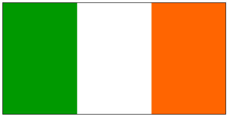 ireland flag printable coloring pages likewise ireland flag coloring