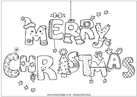 christmas pictures to print and colour christmas christmas colouring