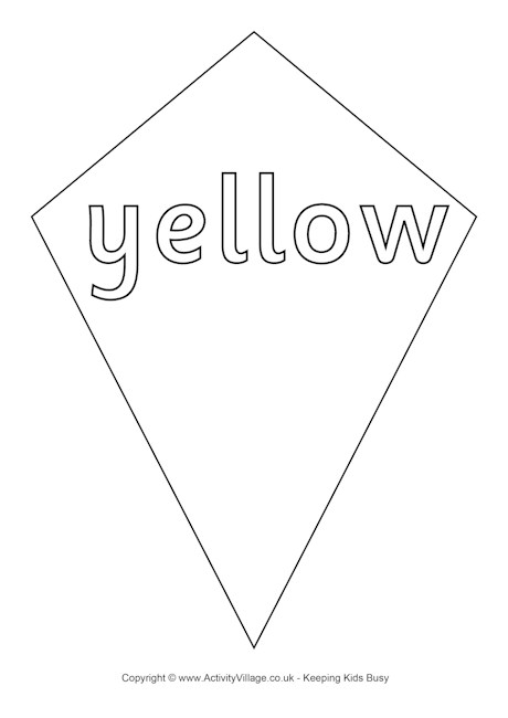 Kites Coloring Pages. free printable three kites coloring page for ...