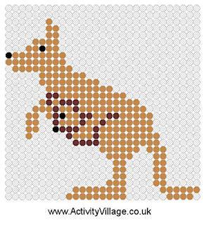 animal fuse bead patterns av2