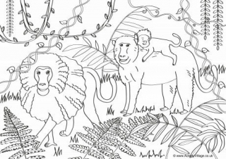 african coloring pages # 58