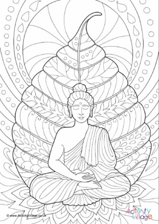 Colouring Pages For Older Kids And Adults