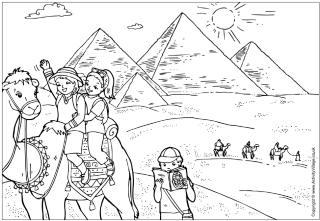egypt colouring pages activity village coloring pages verdao co