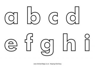 Printable Letter Templates