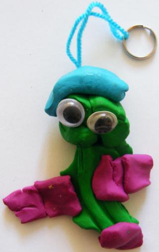 Modelling Clay Monster